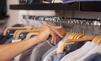 Wardrobe Sorting & Styling